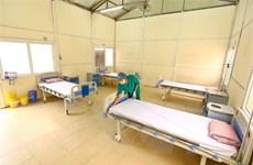 Bộ Xây dựng lên phương án thi công bệnh viện dã chiến