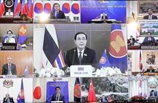 Thủ tướng Thái Lan nhấn mạnh hợp tác khu vực trong đối phó COVID-19