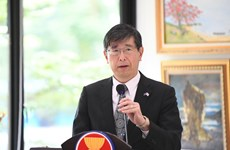 Nhật Bản nhấn mạnh yêu cầu chia sẻ thông tin nhằm ứng phó với COVID-19