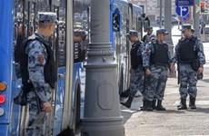 Liên bang Nga bắt giữ một số công dân Ukraine vì hoạt động gián điệp