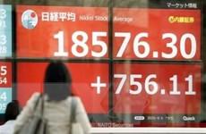 Các thị trường chứng khoán châu Á tăng điểm trong phiên 17/4