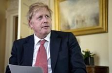 Thủ tướng Anh bắt đầu hồi phục và trao đổi công việc với các bộ trưởng