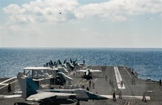 Iran tuyên bố đáp trả bất kỳ sai lầm nào của Mỹ tại vùng Vịnh