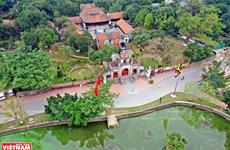 Thành cổ Cổ Loa - điểm tham quan, du lịch độc đáo của Thủ đô