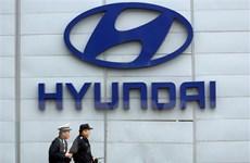 Hyundai dự định phát hành 240 triệu USD trái phiếu trong tháng Năm