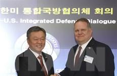 Đối thoại Quốc phòng Hàn-Mỹ tập trung vấn đề chia sẻ chi phí quân sự