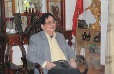 Ông Trương Đức Anh: Chiến trường là cuộc thử thách bản lĩnh nhà báo