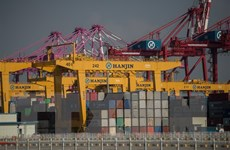 Hàn Quốc thặng dư thương mại hơn 16 tỷ USD với các đối tác FTA