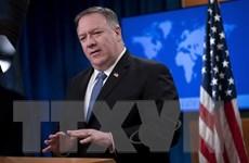Ngoại trưởng Mỹ lên án các hành động của Trung Quốc ở Biển Đông
