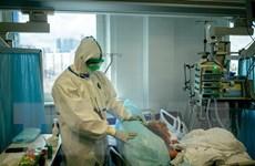 Dịch bệnh COVID-19 tiếp tục lây lan mạnh tại Nga, Ukraine và Đức