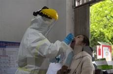 Trung Quốc đại lục ghi nhận thêm 11 ca mới nhiễm COVID-19