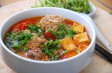 Báo Pháp giới thiệu những món ăn tuyệt vời cần thưởng thức ở Hà Nội