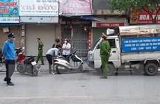 Cần Thơ: Lĩnh án 9 tháng tù vì chống đối khi bị nhắc đeo khẩu trang