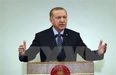 Tổng thống Thổ Nhĩ Kỳ gửi thư cho người đồng cấp Mỹ Donald Trump