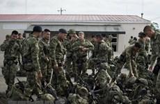 Colombia sa thải quan chức quân đội liên quan thu thập tin trái phép