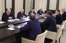 Nga khẳng định tiếp tục thực hiện dự án quốc gia bất chấp COVID-19