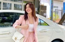 """Dàn sao Việt """"bung xòe"""" váy áo sau khi hết giãn cách xã hội"""
