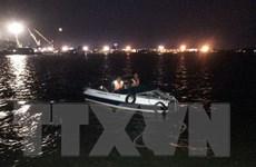 Chìm thuyền trên sông Đồng Nai, 2 người được cứu, một người mất tích
