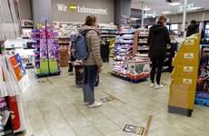 Số người nhiễm COVID-19 mới tại Đức tăng gần 1.000 ca một ngày