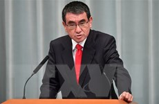 Bộ trưởng Quốc phòng Nhật Bản thành lập lực lượng tác chiến vũ trụ