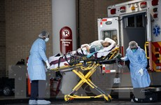 Mỹ ghi nhận thêm 1.635 ca tử vong, Mexico vào giai đoạn đỉnh dịch