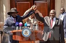 Chính phủ đoàn kết dân tộc Nam Sudan bất đồng về chia sẻ quyền lực
