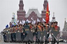 75 năm chiến thắng phátxít: Tổng thống Séc gửi thư chúc mừng Nga