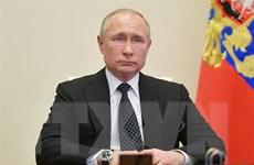 Tổng thống Nga Putin điện đàm với nhà lãnh đạo Trung Quốc và Anh
