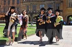 Các trường đại học Australia có nguy cơ sụt giảm sinh viên quốc tế