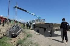 Taliban tuyên bố là chủ mưu vụ đánh bom xe thảm khốc tại Afghanistan