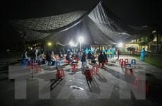 Người trốn khỏi khu cách ly tập trung ở An Giang ra trình diện