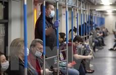 Tình hình dịch COVID-19 đến 16h ngày 14/5: Số ca mắc mới tại Nga giảm
