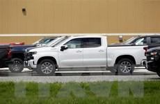 Ngành chế tạo ôtô Mỹ nỗ lực phục hồi từ đại dịch COVID-19