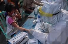 Indonesia và Philippines ghi nhận hàng trăm ca nhiễm COVID-19 mới