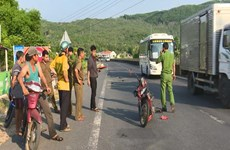 Phú Yên truy tìm người, phương tiện gây tai nạn khiến một người chết