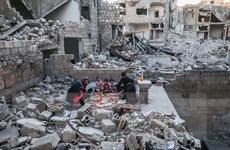 Syria đứng trước thách thức to lớn với nguy cơ bùng phát COVID-19