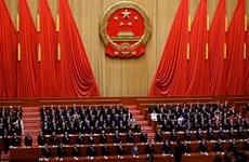 Kỳ họp thứ ba Quốc hội Trung Quốc Khóa XIII khai mạc tại Bắc Kinh