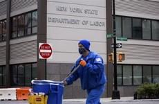 Dịch vụ vệ sinh tại Mỹ đắt khách thời hậu đại dịch COVID-19