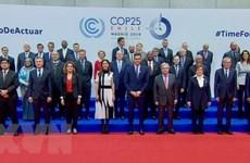 Anh đề xuất tổ chức Hội nghị COP-26 về biến đổi khí hậu vào cuối 2021