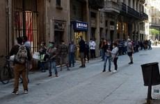 Tình trạng đói nghèo tại Tây Ban Nha tồi tệ hơn cuộc khủng hoảng 2008