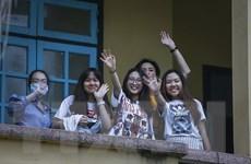 Chủ tịch Thượng viện Nhật đánh giá cao sự đồng lòng của người Việt Nam