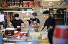 Quán ăn Việt ấm tình người giữa đại dịch COVID-19 tại Nga