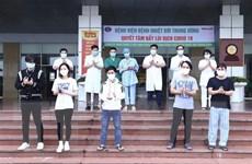 Nhà báo Anh: Chống COVID-19 là cuộc chiến thành công của người Việt