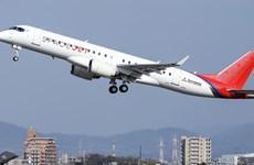 Mitsubishi thâu tóm mảng máy bay thương mại cỡ nhỏ của Bombardier