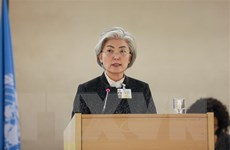 Ngoại trưởng Hàn Quốc kêu gọi tăng cường chính sách với ASEAN