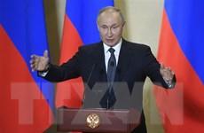 Tổng thống Nga từ chối tham gia Hội nghị vắcxin toàn cầu 2020