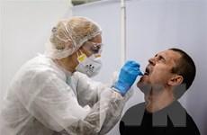 Số ca nhiễm mới ở Nga chưa có dấu hiệu giảm, Ấn Độ thêm hơn 9.800 ca