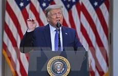 Tổng thống Trump tin tưởng Mỹ sẽ phục hồi kinh tế vào năm 2021