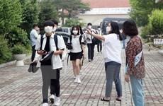 Hàn Quốc cảnh giác cao độ đề phòng ổ dịch COVID-19 mới