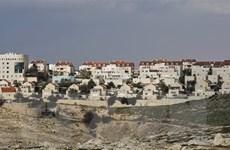 Palestine có thể ngừng công nhận Israel liên quan việc sáp nhập Bờ Tây